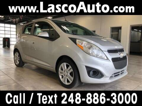 2013 Chevrolet Spark for sale at Lasco of Waterford in Waterford MI