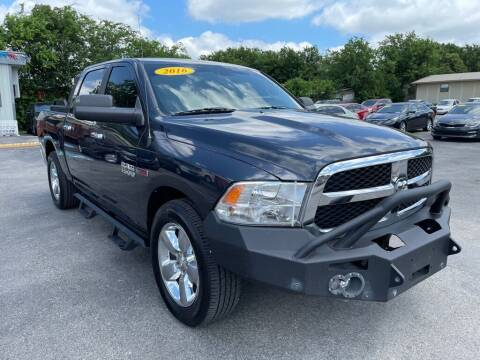 2016 RAM Ram Pickup 1500 for sale at Auto Solution in San Antonio TX