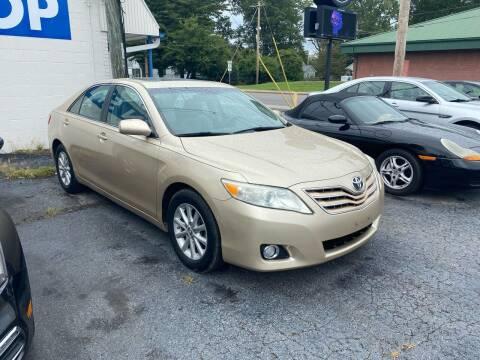 2011 Toyota Camry for sale at Brucken Motors in Evansville IN
