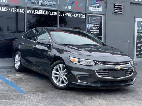 2018 Chevrolet Malibu for sale at CARUCARS LLC in Miami FL