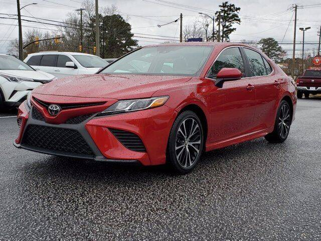 2019 Toyota Camry for sale at Gentry & Ware Motor Co. in Opelika AL