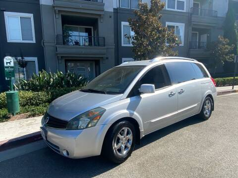 2007 Nissan Quest for sale at Carpower Trading Inc. in Anaheim CA