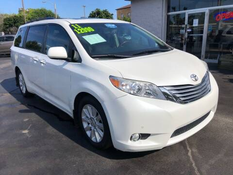 2011 Toyota Sienna for sale at Streff Auto Group in Milwaukee WI