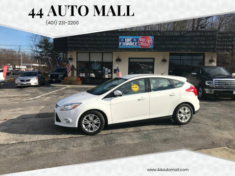 2012 Ford Focus for sale at 44 Auto Mall in Smithfield RI