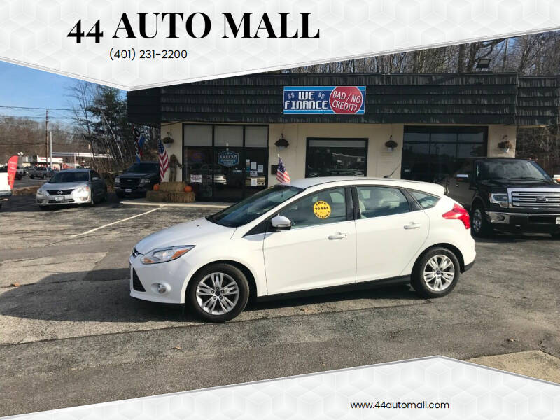 2012 Ford Focus for sale at 44 Auto Mall in Smithfield RI