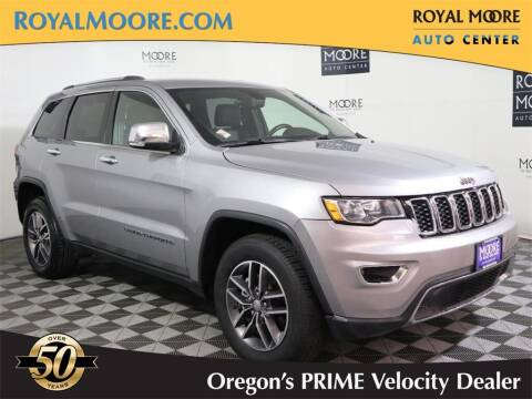 2018 Jeep Grand Cherokee for sale at Royal Moore Custom Finance in Hillsboro OR