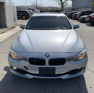 2013 BMW 3 Series for sale at Utah Credit Approval Auto Sales in Murray UT