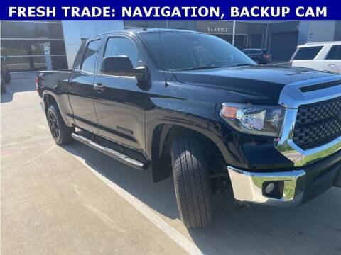 2018 Toyota Tundra for sale at Stanley Ford Gilmer in Gilmer TX