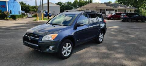2012 Toyota RAV4 for sale at 369 Auto Sales LLC in Murfreesboro TN