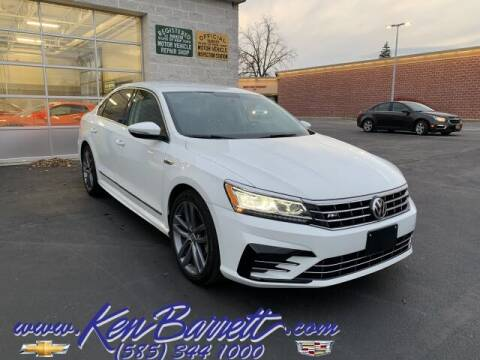 2017 Volkswagen Passat for sale at KEN BARRETT CHEVROLET CADILLAC in Batavia NY