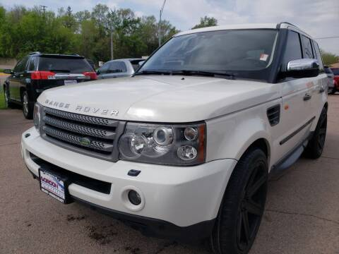 2008 Land Rover Range Rover Sport for sale at Gordon Auto Sales LLC in Sioux City IA