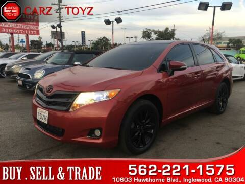 2014 Toyota Venza for sale at Carz 4 Toyz in Inglewood CA