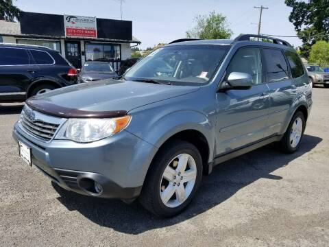 2010 Subaru Forester for sale at Universal Auto Sales in Salem OR