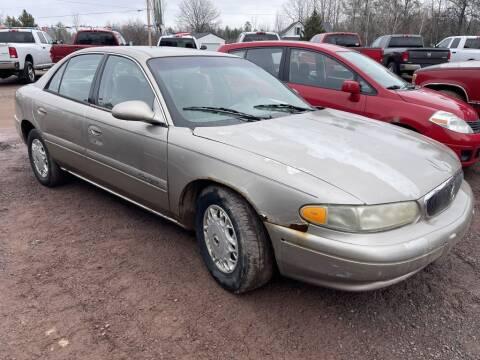 1998 Buick Century for sale at Al's Auto Inc. in Bruce Crossing MI
