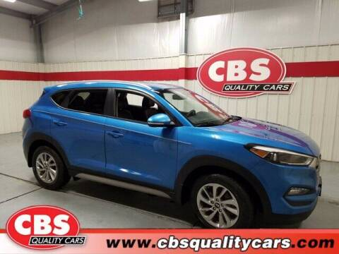 2017 Hyundai Tucson for sale at CBS Quality Cars in Durham NC