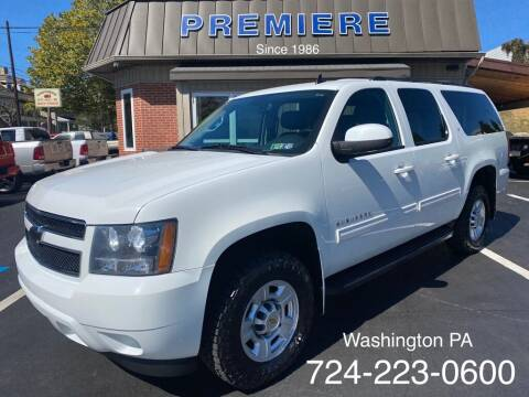 2010 Chevrolet Suburban for sale at Premiere Auto Sales in Washington PA