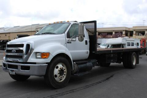 2011 Ford F-650 Super Duty for sale at CA Lease Returns in Livermore CA