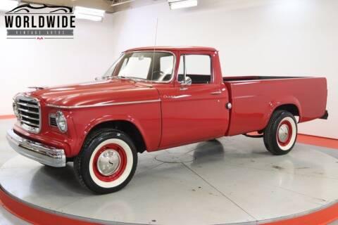 1961 Studebaker Champion