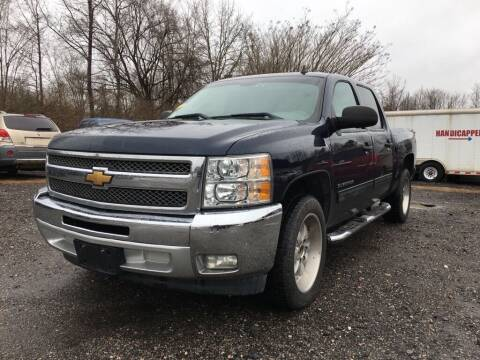 2012 Chevrolet Silverado 1500 for sale at Complete Auto Credit in Moyock NC