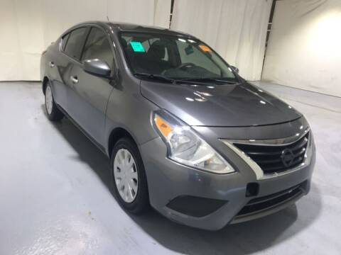 2017 Nissan Versa for sale at DREWS AUTO SALES INTERNATIONAL BROKERAGE in Atlanta GA