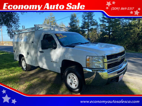 2009 Chevrolet Silverado 2500HD for sale at Economy Auto Sale in Modesto CA