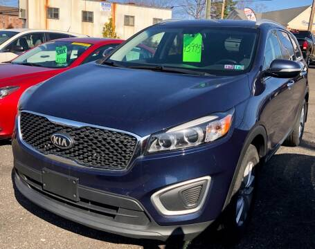 2016 Kia Sorento for sale at Mayer Motors of Pennsburg - Green Lane in Green Lane PA