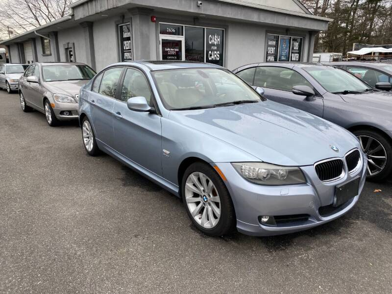 2011 BMW 3 Series for sale at QUALITY AUTO SALES OF NEW YORK in Medford NY