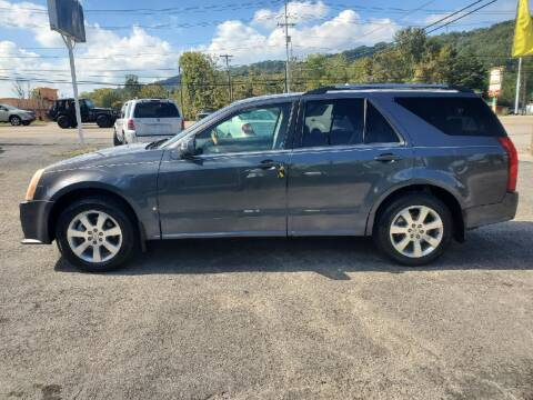 2007 Cadillac SRX for sale at Knoxville Wholesale in Knoxville TN