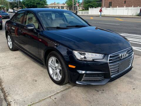 2018 Audi A4 for sale at LIBERTY AUTOLAND INC - LIBERTY AUTOLAND II INC in Queens Villiage NY