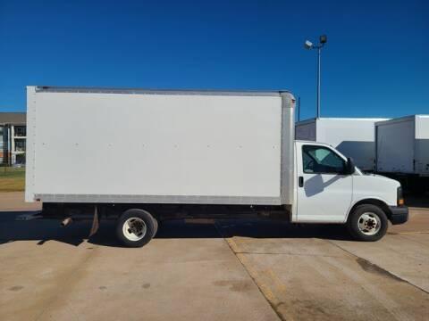 2012 GMC Savana Cutaway for sale at TRUCK N TRAILER in Oklahoma City OK