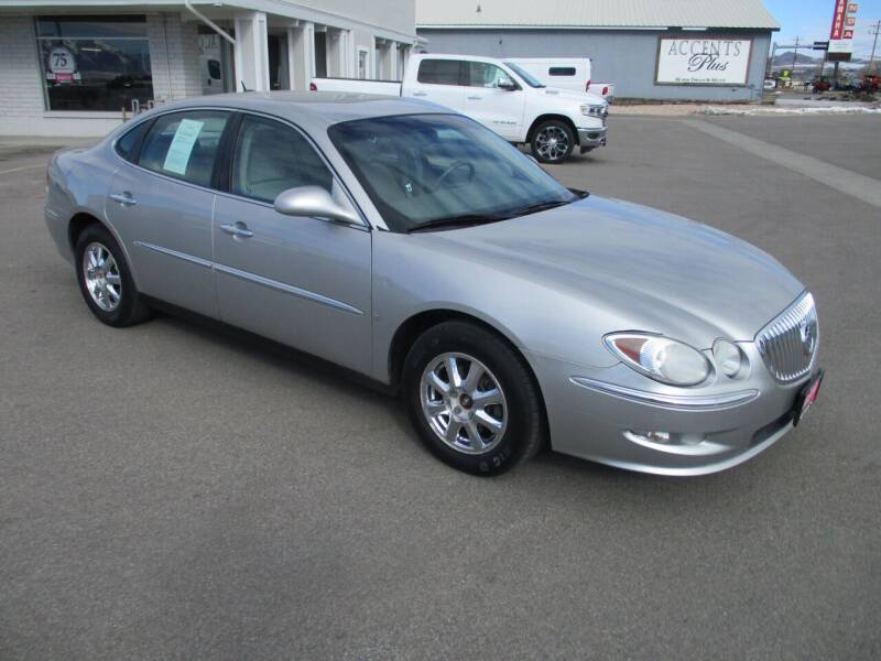 2008 Buick LaCrosse for sale at West Motor Company in Hyde Park UT