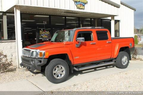2009 HUMMER H3T for sale at Corvette Mike New England in Carver MA
