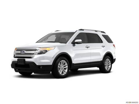 2012 Ford Explorer for sale at West Motor Company in Hyde Park UT