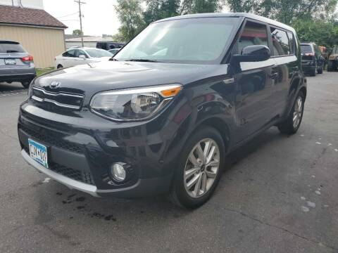 2019 Kia Soul for sale at MIDWEST CAR SEARCH in Fridley MN