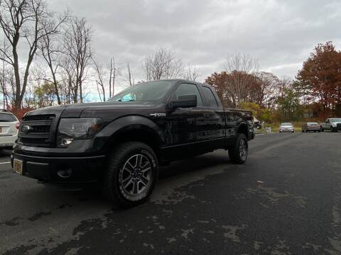 2014 Ford F-150 for sale at GT Toyz Motorsports & Marine in Halfmoon NY