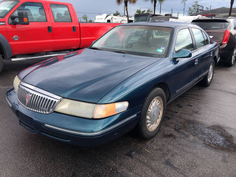 1997 Lincoln Continental for sale at Outdoor Recreation World Inc. in Panama City FL