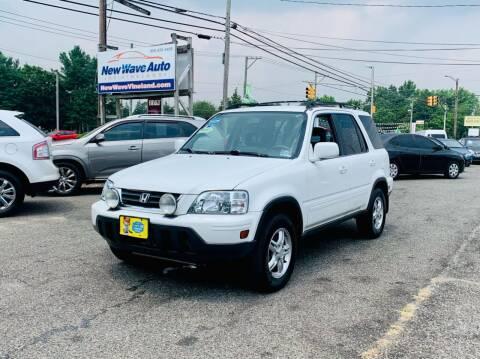 2000 Honda CR-V for sale at New Wave Auto of Vineland in Vineland NJ