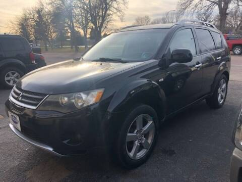 2007 Mitsubishi Outlander for sale at WINDOM AUTO OUTLET LLC in Windom MN