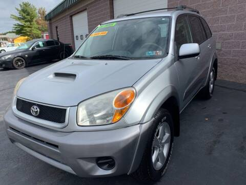 2005 Toyota RAV4 for sale at 924 Auto Corp in Sheppton PA