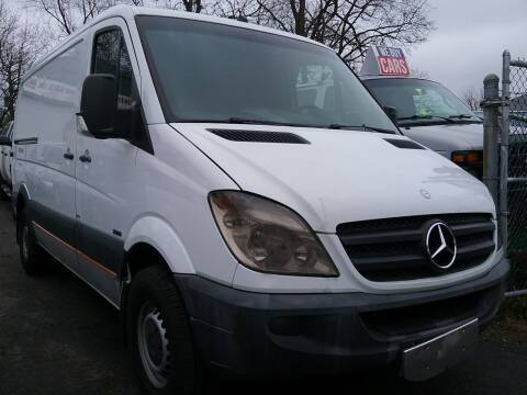 2011 Mercedes-Benz Sprinter Cargo for sale at Drive Deleon in Yonkers NY