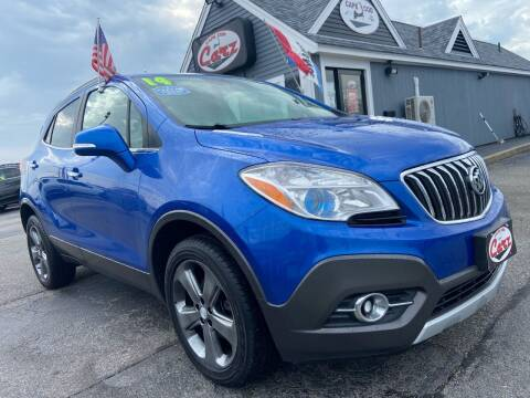 2014 Buick Encore for sale at Cape Cod Carz in Hyannis MA