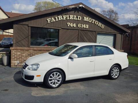 2010 Volkswagen Jetta for sale at Fairfield Motors in Fort Wayne IN