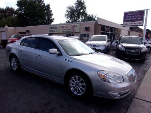 2011 Buick Lucerne for sale at Gregory J Auto Sales in Roseville MI