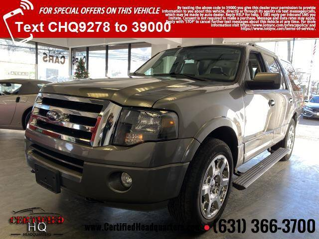 2013 Ford Expedition for sale at CERTIFIED HEADQUARTERS in St James NY