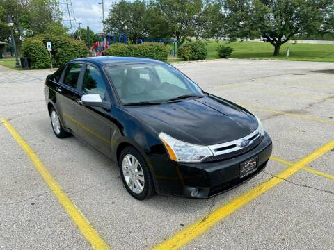2010 Ford Focus for sale at Marigold Motors, LLC in Pekin IL