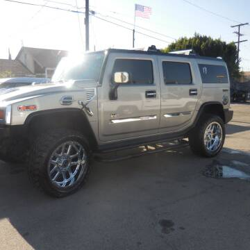 2004 HUMMER H2 for sale at Luxor Motors Inc in Pacoima CA