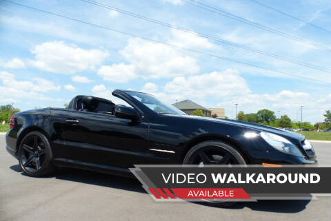 2009 Mercedes-Benz SL-Class for sale at Macomb Automotive Group in New Haven MI