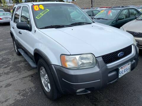 2004 Ford Escape for sale at North County Auto in Oceanside CA
