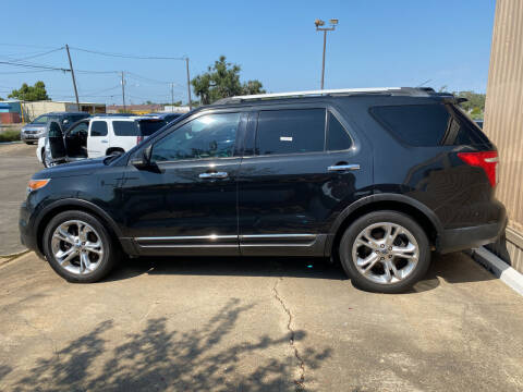 2011 Ford Explorer for sale at Bobby Lafleur Auto Sales in Lake Charles LA