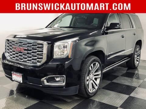 2018 GMC Yukon for sale at Brunswick Auto Mart in Brunswick OH